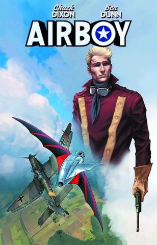 Airboy: Deadeye #2