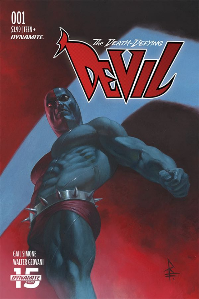 The Death-Defying Devil #1 (Fedderici Cover)