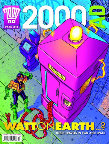 2000 AD Pack #23: Apr. 2011