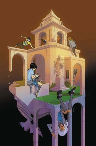 Gotham Academy: Second Semester #3 (Variant Cover)