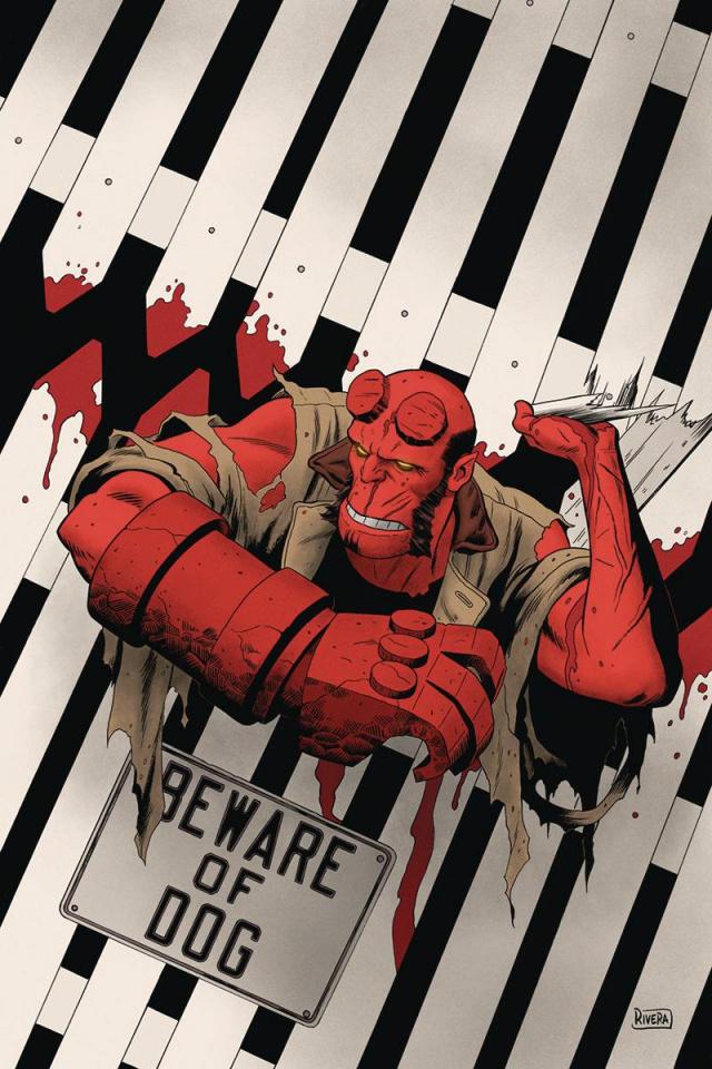 Hellboy & B.P.R.D. 1953: Beyond the Fences #3