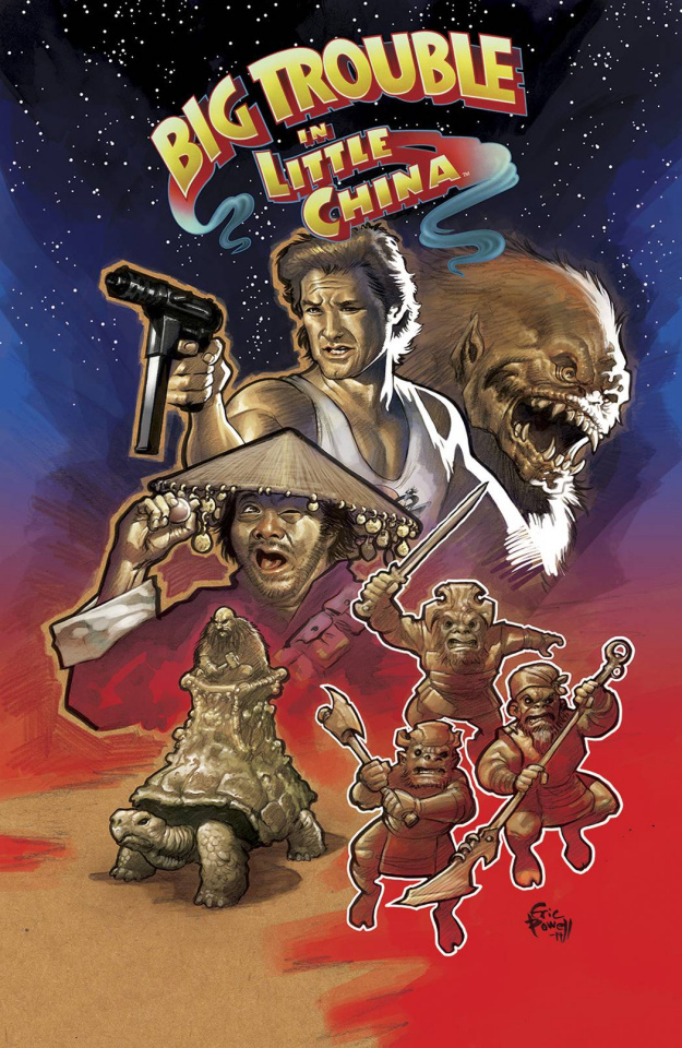 Big Trouble in Little China #2