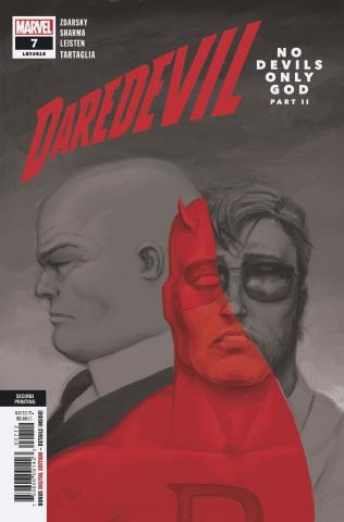 Daredevil #7 (Zdarsky 2nd Printing)