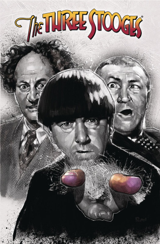 The Three Stooges Vol. 1