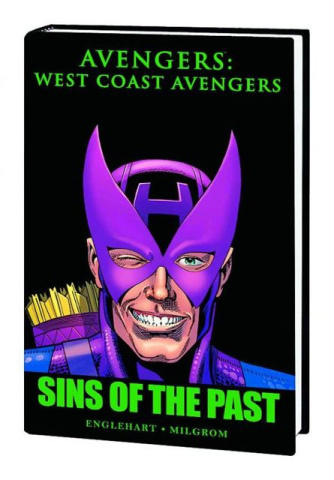 West Coast Avengers: Sins of the Past
