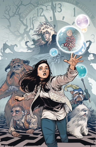 Labyrinth: Under the Spell #1