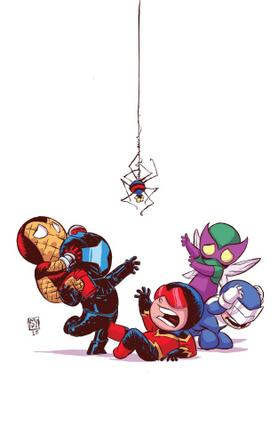 The Superior Foes of Spider-Man #1 (Young Cover)
