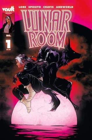 Lunar Room #1 (Sposito Cover)