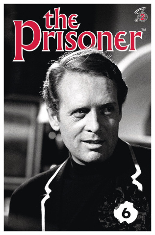 The Prisoner #2 (Photo Cover)