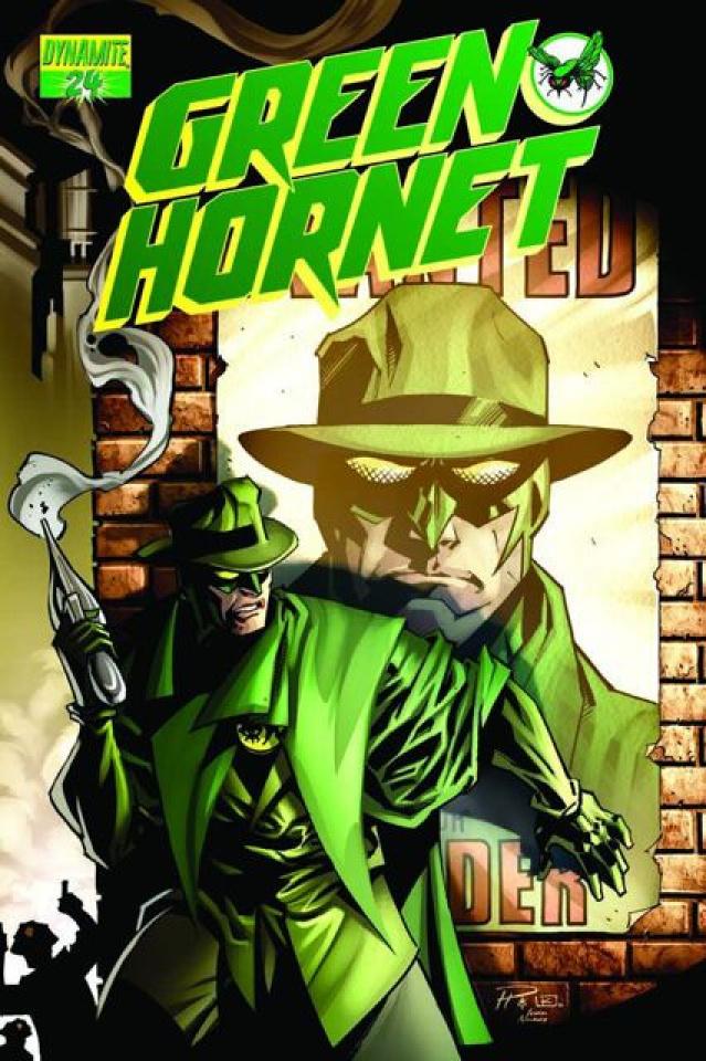 The Green Hornet #24