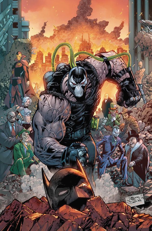Batman Book 12: City of Bane, Part One