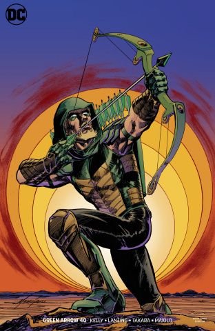 Green Arrow #40 (Variant Cover)