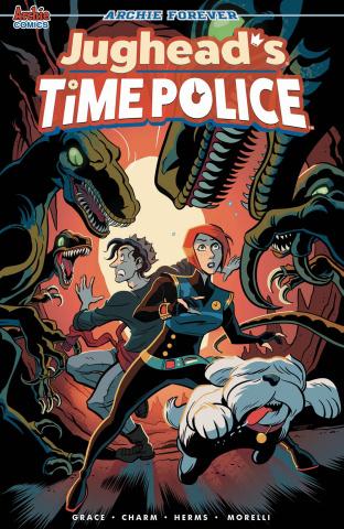 Jughead's Time Police #4 (Schkade Cover)