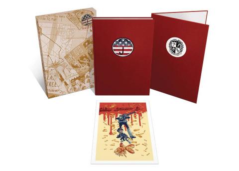 The Umbrella Academy Vol. 2: Dallas (Deluxe Edition)