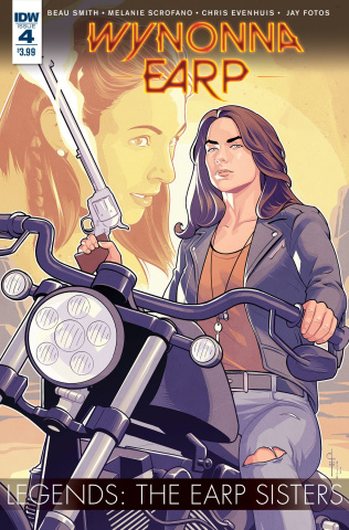 Wynonna Earp Legends: The Earp Sisters #4