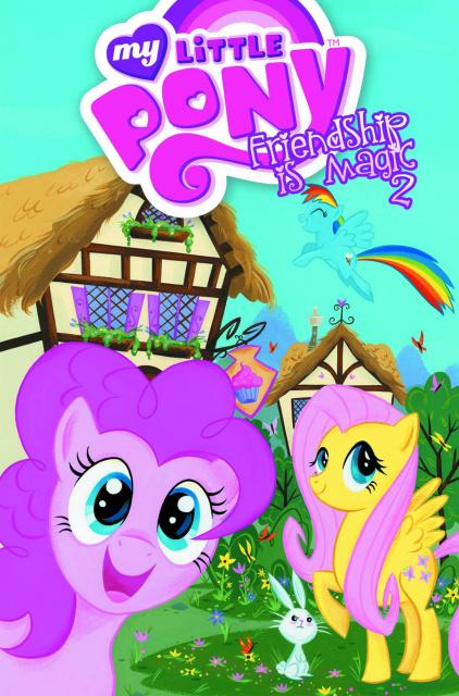 My Little Pony Digest Vol. 2