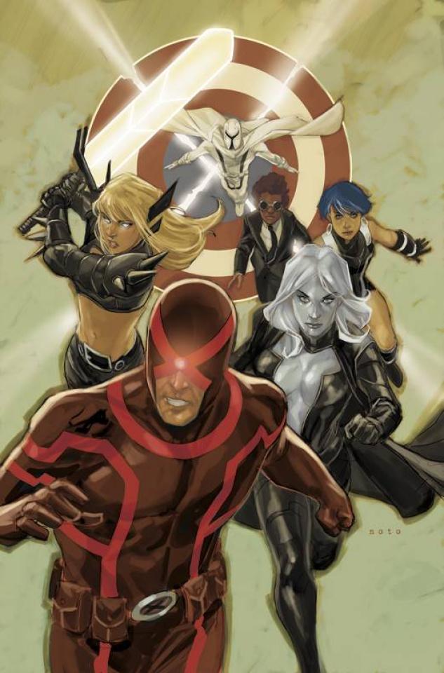 Uncanny X-Men #3 (Noto Cover)