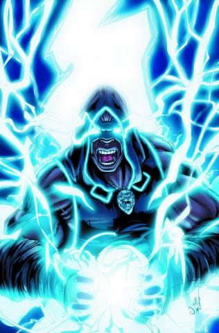 Grimm Fairy Tales: Godstorm - Hercules Payne #4 (Osorio Cover)