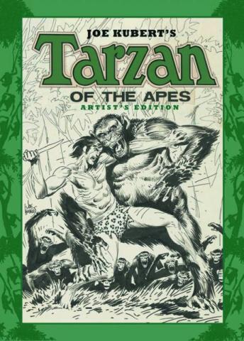 Joe Kubert's Tarzan of the Apes