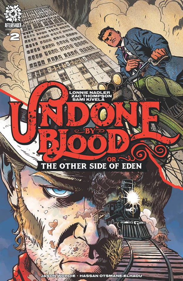 Undone by Blood: The Other Side of Eden #2