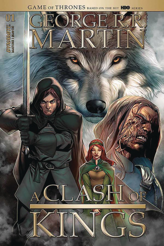 A Clash of Kings #1 (Segovia Cover)