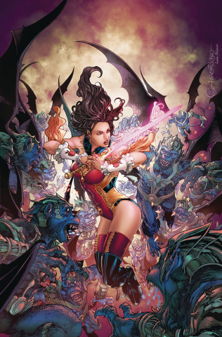 Grimm Fairy Tales #29 (Tolibao Cover)