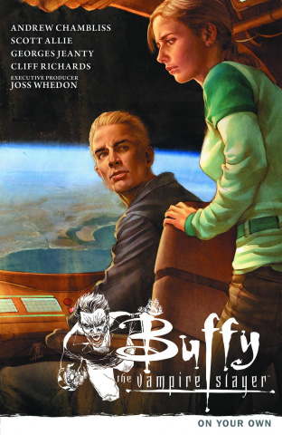 Buffy the Vampire Slayer, Season 9 Vol. 2: On Your Own