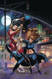 Grimm Fairy Tales #14 (White Cover)