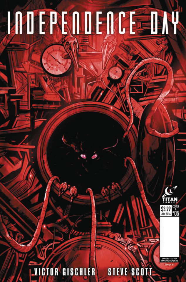 Independence Day #5 (Lorimer Cover)