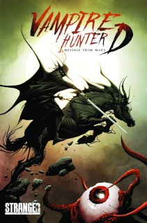Vampire Hunter D: Message from Mars #1 (Lee Cover)