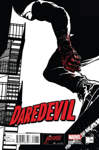 Daredevil #1 (Quesada Cover)