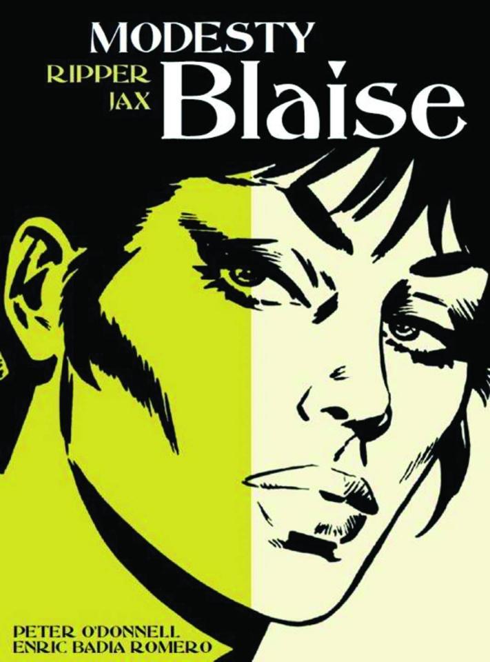 Modesty Blaise Vol. 27: Ripper Jax