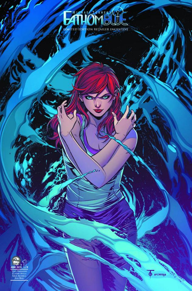 Fathom: Blue #1 (12 Copy Cover)