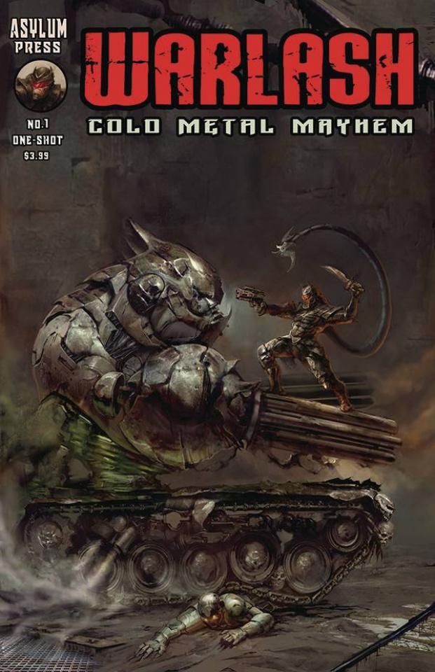 Warlash: Cold Metal Mayhem