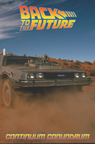 Back to the Future Vol 01: Continuum Conundrum