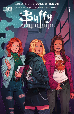 Buffy the Vampire Slayer #1 (25 Copy Bartel Cover)