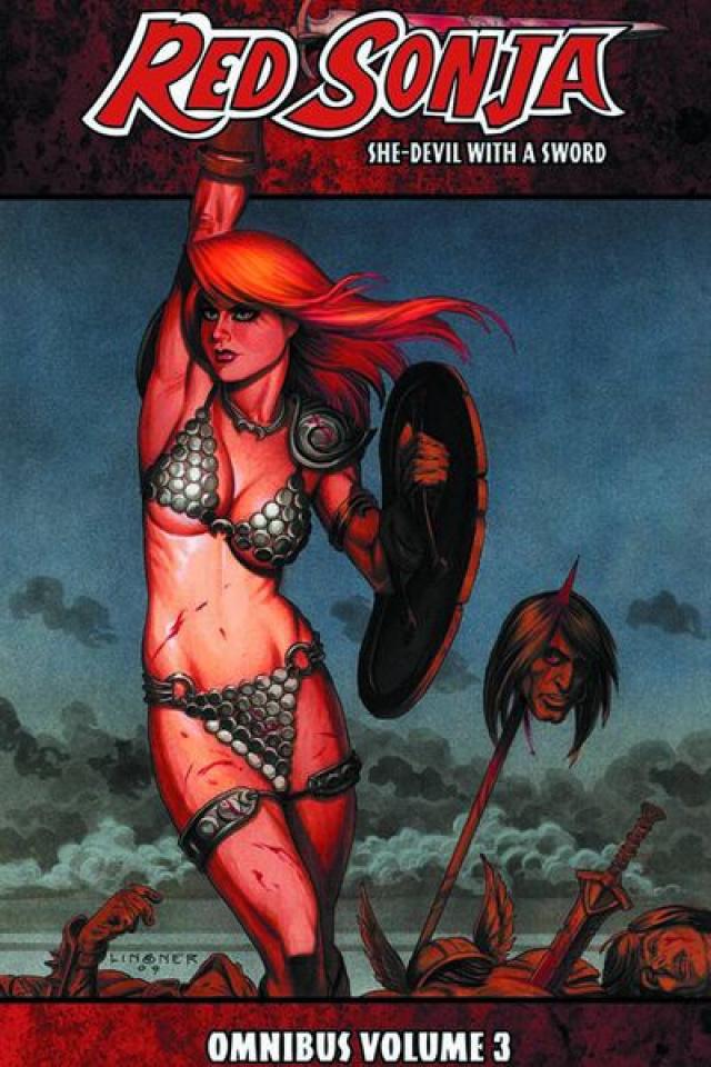 Red Sonja Omnibus Vol. 3