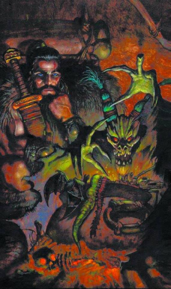 The Tower Chronicles: DreadStalker #8