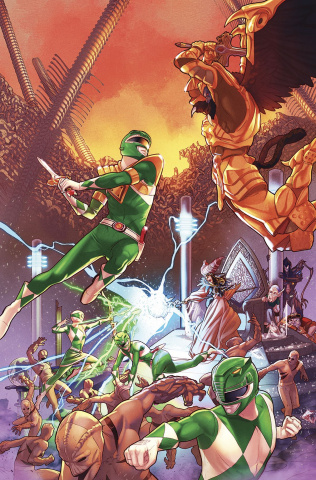 Mighty Morphin' Power Rangers #13
