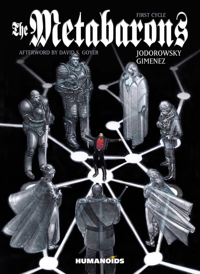 The Metabarons: First Cycle