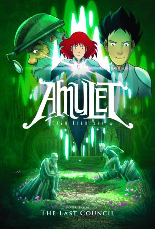 Amulet Vol. 4: Last Council