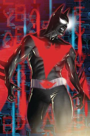 Batman Beyond #34 (Variant Cover)