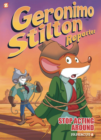 Geronimo Stilton, Reporter Vol. 3