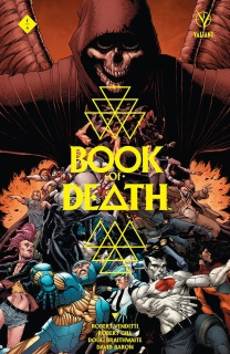 Book of Death #1 (2nd Printing)