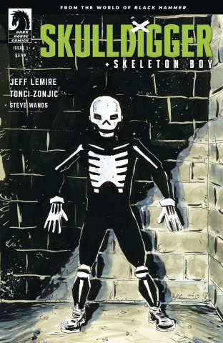Skulldigger + Skeleton Boy #1 (10 Copy Cover)