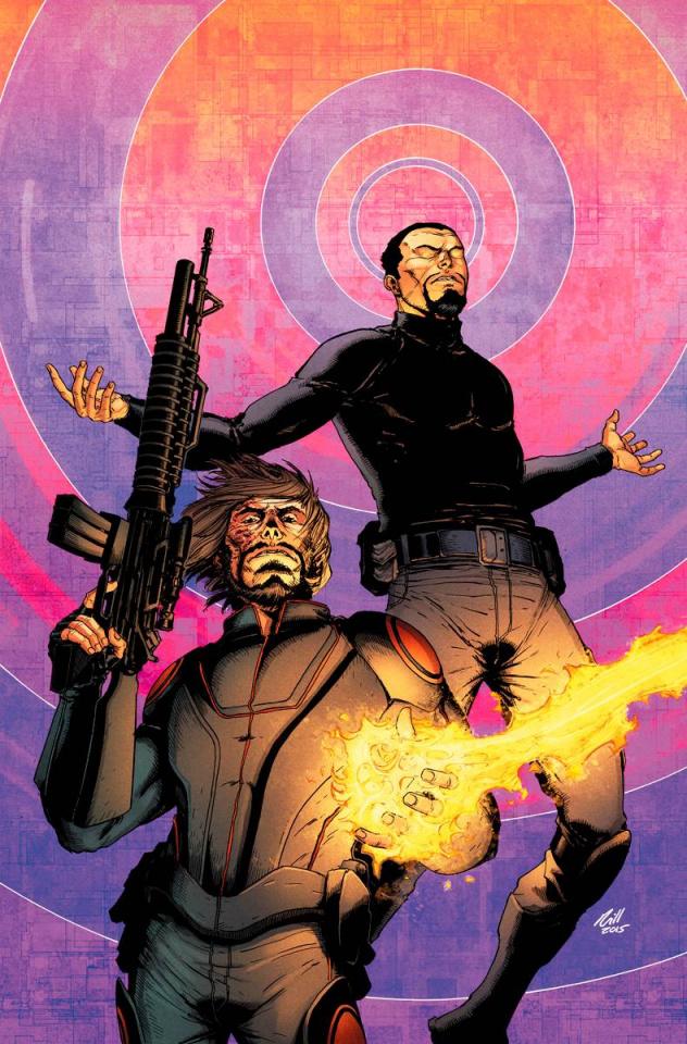 Imperium #15 (Gill Cover)