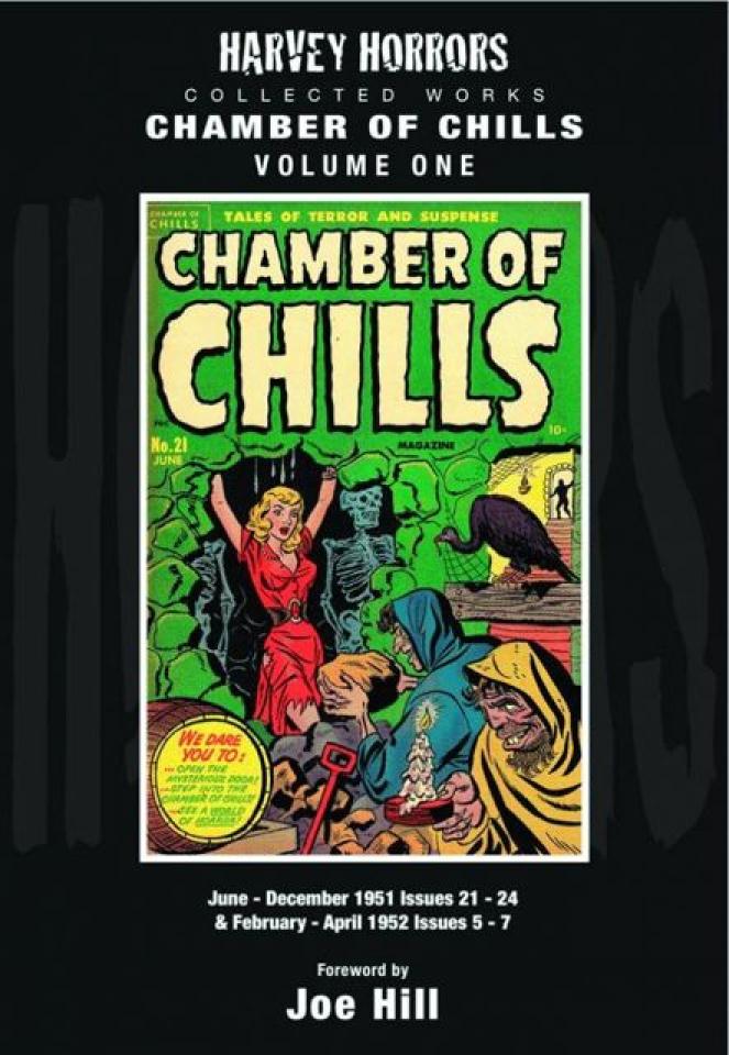 Harvey Horrors Vol. 2: Chamber of Chills
