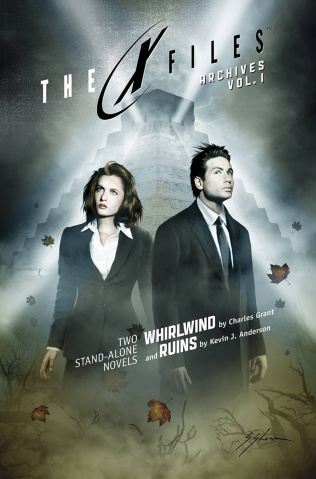 The X-Files Archives Vol. 1: Whirlwind & Ruins
