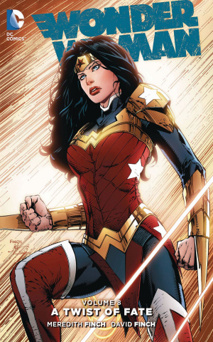 Wonder Woman Vol. 8: A Twist of Fate
