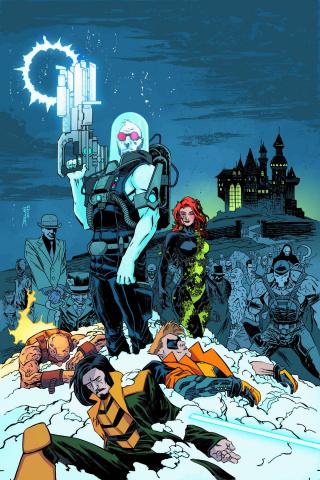 Forever Evil: Rogues Rebellion #4